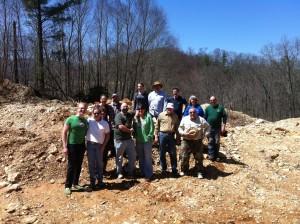 Field trip crew- Spring 2014
